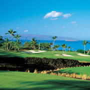 Maui Golf Course near Kihei